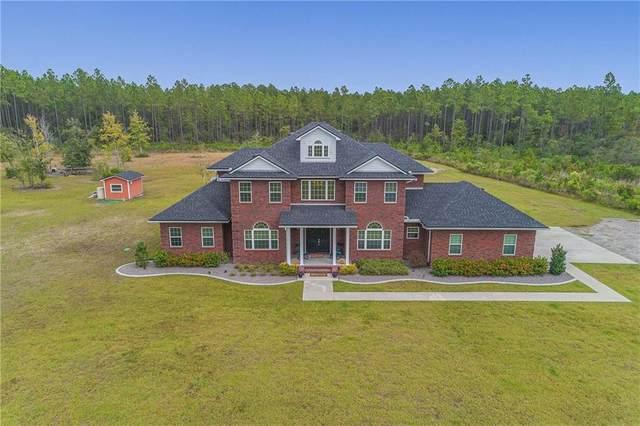 33207 Barn Owl Drive, Callahan, FL 32011 (MLS #92718) :: Berkshire Hathaway HomeServices Chaplin Williams Realty