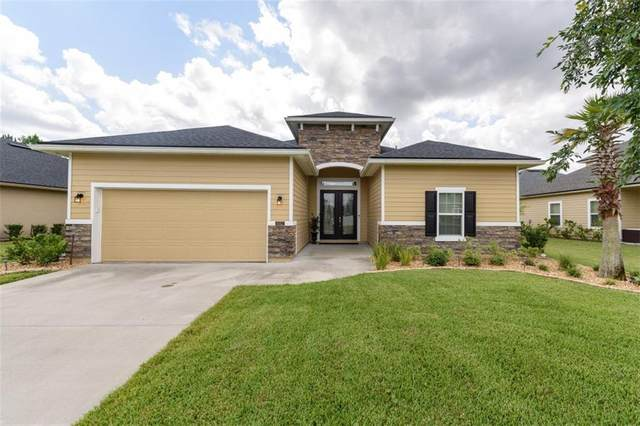 88522 Waxwing Court, Yulee, FL 32097 (MLS #92768) :: Berkshire Hathaway HomeServices Chaplin Williams Realty