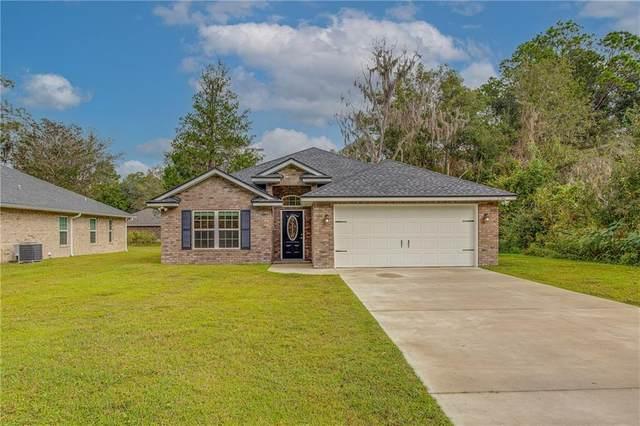 27060 W 1ST Avenue, Hilliard, FL 32046 (MLS #92798) :: Berkshire Hathaway HomeServices Chaplin Williams Realty
