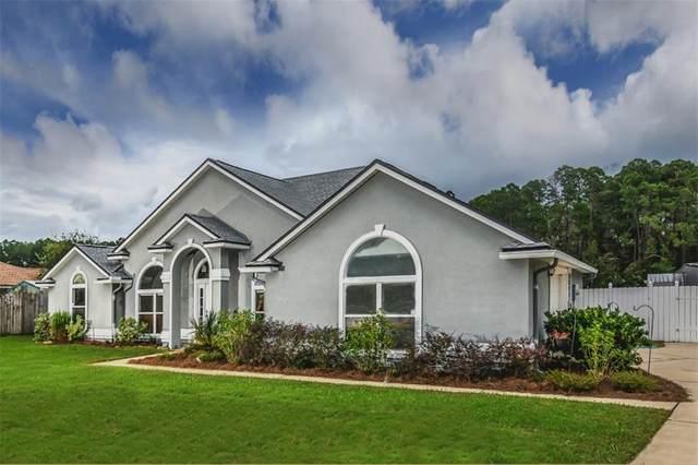 86867 Worthington Drive, Yulee, FL 32097 (MLS #92808) :: Berkshire Hathaway HomeServices Chaplin Williams Realty