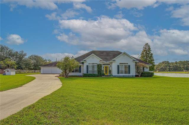 45274 Stratton Road, Callahan, FL 32011 (MLS #92825) :: The DJ & Lindsey Team