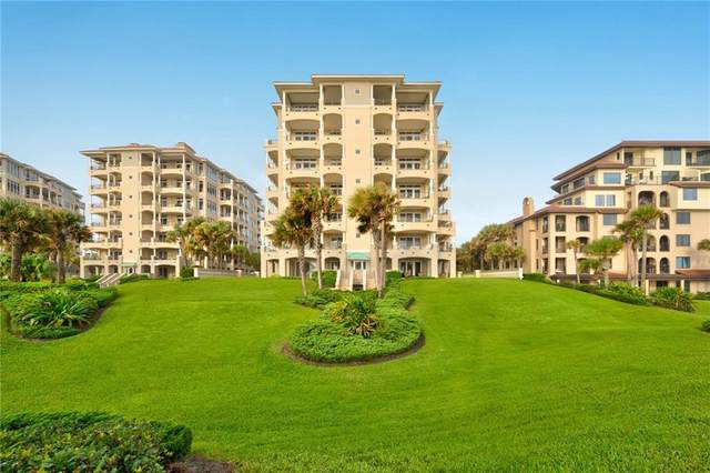 1707 Dunes Club Place #1707, Fernandina Beach, FL 32034 (MLS #92886) :: The DJ & Lindsey Team