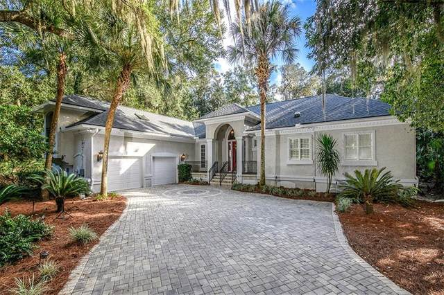 2 Sea Marsh Cove, Fernandina Beach, FL 32034 (MLS #92952) :: The DJ & Lindsey Team
