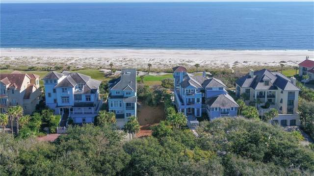 Lot 5 Dunes Row, Amelia Island, FL 32034 (MLS #92996) :: The DJ & Lindsey Team