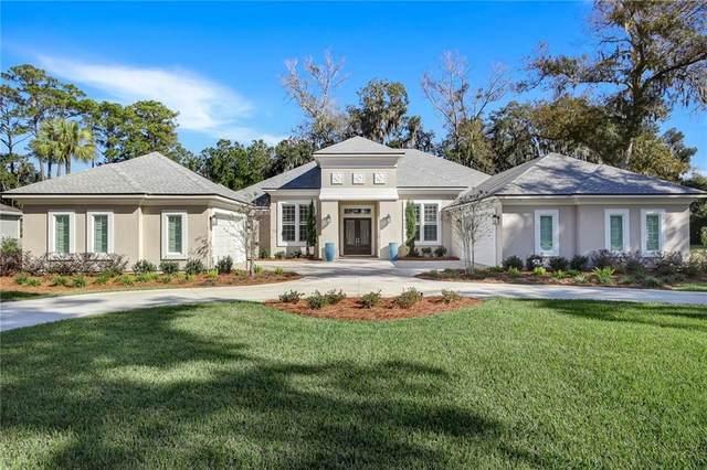 96120 Heath Point Lane, Fernandina Beach, FL 32034 (MLS #93007) :: Crest Realty