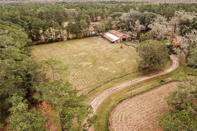 54358 Roy Booth Road, Callahan, FL 32034 (MLS #93020) :: Berkshire Hathaway HomeServices Chaplin Williams Realty