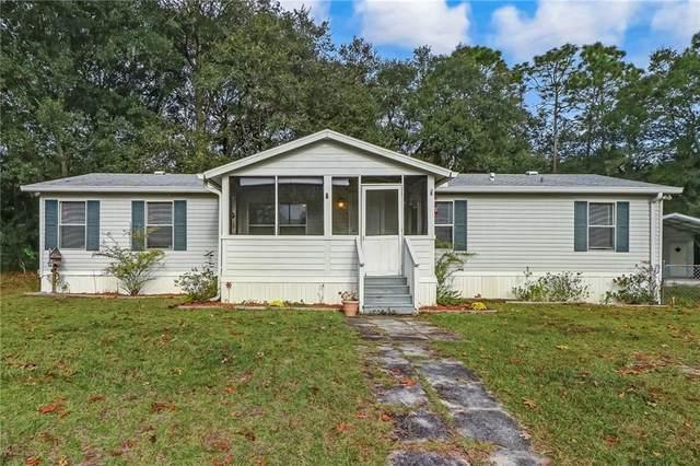 97013 Emerald Lane, Yulee, FL 32097 (MLS #93047) :: Berkshire Hathaway HomeServices Chaplin Williams Realty