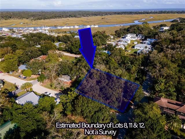 Lot 8, 11, 12 Someruelus Street, Fernandina Beach, FL 32034 (MLS #93086) :: The DJ & Lindsey Team