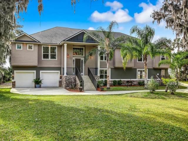 94147 Palm Circle, Fernandina Beach, FL 32034 (MLS #93178) :: Crest Realty