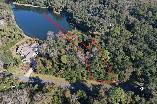 95074 Shell Midden Lane, Fernandina Beach, FL 32034 (MLS #93227) :: Berkshire Hathaway HomeServices Chaplin Williams Realty