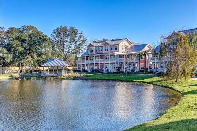 2183 White Sands Way #2183, Fernandina Beach, FL 32034 (MLS #93350) :: The DJ & Lindsey Team