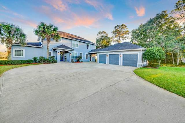 96266 Dowling Drive, Yulee, FL 32097 (MLS #93388) :: The DJ & Lindsey Team