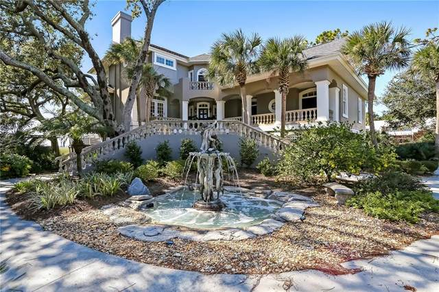 4 Marsh Point Road, Fernandina Beach, FL 32034 (MLS #93392) :: Berkshire Hathaway HomeServices Chaplin Williams Realty