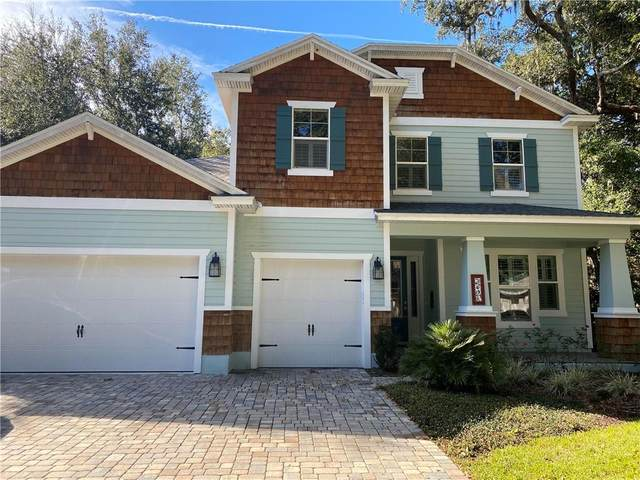 4697 Rigging Way, Fernandina Beach, FL 32034 (MLS #93394) :: Berkshire Hathaway HomeServices Chaplin Williams Realty