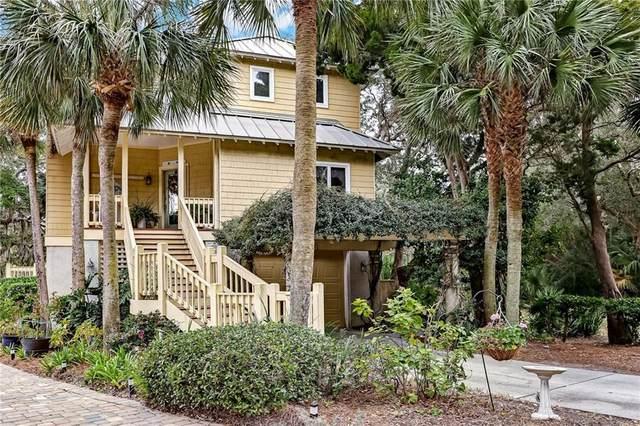 22 Oak Point Drive, Fernandina Beach, FL 32034 (MLS #93508) :: Berkshire Hathaway HomeServices Chaplin Williams Realty