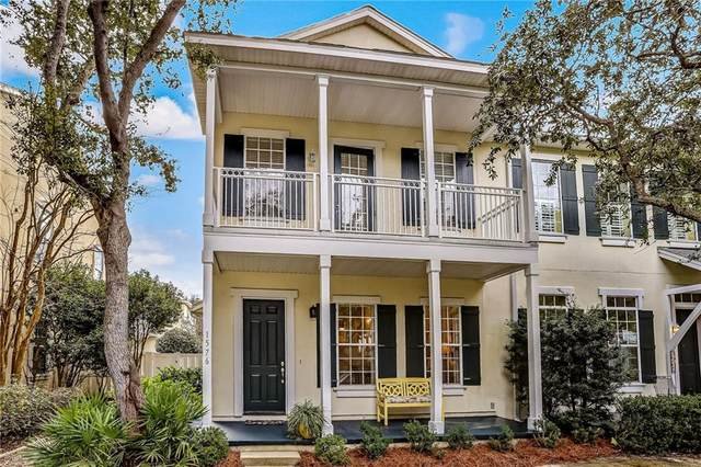 1576 Park Lane, Fernandina Beach, FL 32034 (MLS #93513) :: Berkshire Hathaway HomeServices Chaplin Williams Realty