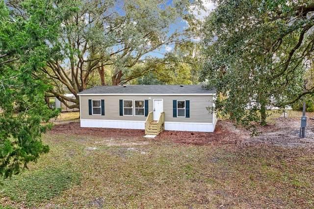 75520 Johnson Lake Road, Yulee, FL 32097 (MLS #93518) :: Berkshire Hathaway HomeServices Chaplin Williams Realty