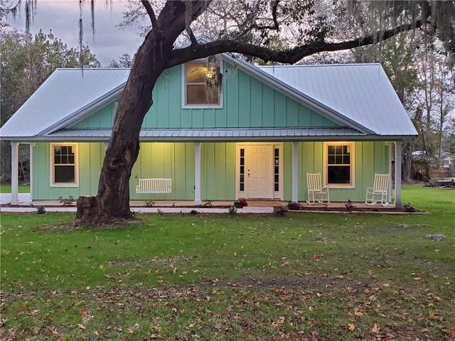 37087 S Pine Street, Hilliard, FL 32046 (MLS #93541) :: Berkshire Hathaway HomeServices Chaplin Williams Realty
