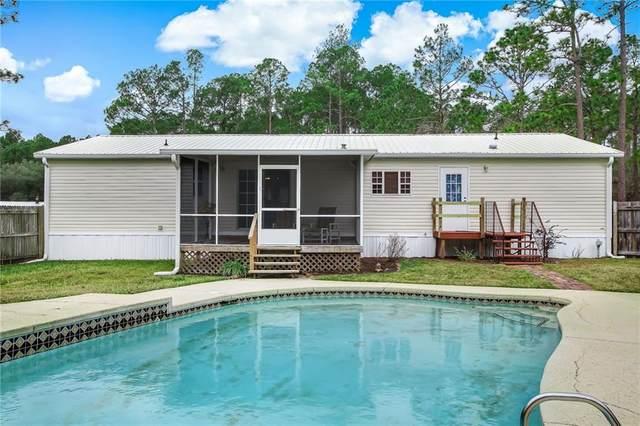54046 Lisa Drive, Callahan, FL 32011 (MLS #93561) :: Berkshire Hathaway HomeServices Chaplin Williams Realty