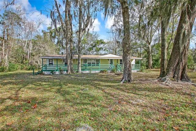 85960 N Harts Road, Yulee, FL 32097 (MLS #93565) :: Berkshire Hathaway HomeServices Chaplin Williams Realty