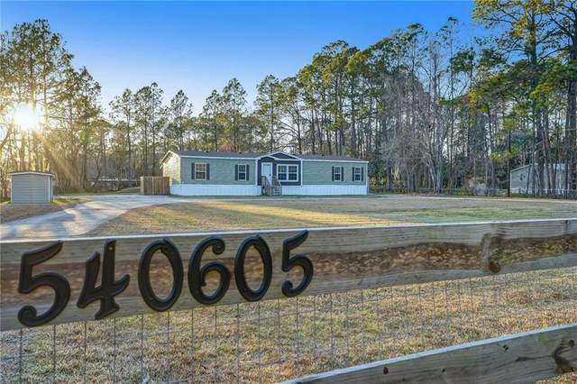 540605 Lem Turner Road, Callahan, FL 32011 (MLS #93613) :: Berkshire Hathaway HomeServices Chaplin Williams Realty