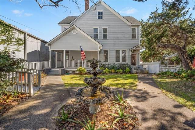10 S 7TH Street, Fernandina Beach, FL 32034 (MLS #93616) :: Berkshire Hathaway HomeServices Chaplin Williams Realty