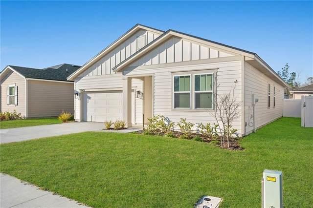 95437 Woodbridge Parkway, Fernandina Beach, FL 32034 (MLS #93617) :: Berkshire Hathaway HomeServices Chaplin Williams Realty