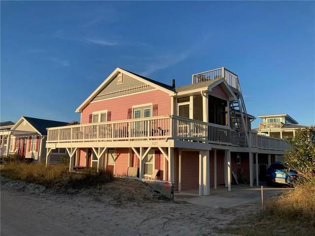 1127 Ocean Avenue, Fernandina Beach, FL 32034 (MLS #93622) :: Berkshire Hathaway HomeServices Chaplin Williams Realty