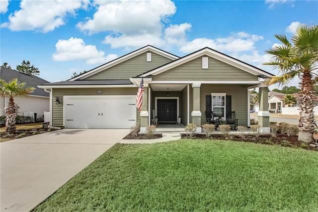 84091 Swallowtail Drive, Yulee, FL 32097 (MLS #93649) :: Berkshire Hathaway HomeServices Chaplin Williams Realty