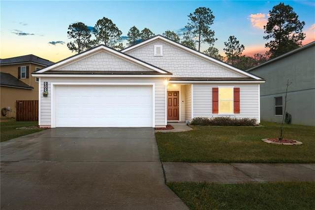 65065 Lagoon Forest Drive, Yulee, FL 32097 (MLS #93684) :: Crest Realty