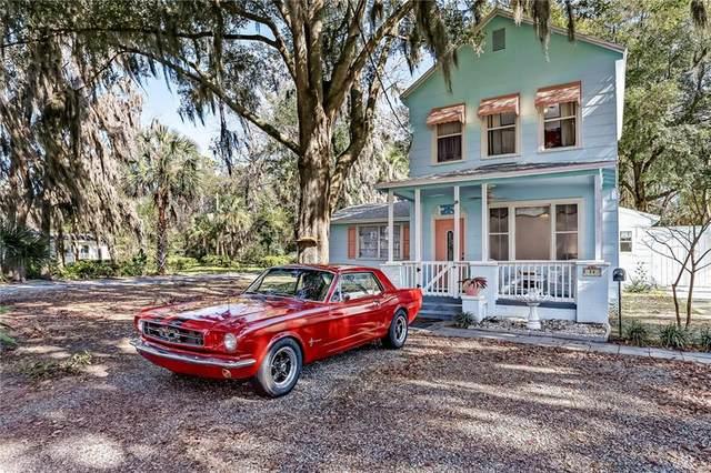 34 S 13TH Street, Fernandina Beach, FL 32034 (MLS #93719) :: Berkshire Hathaway HomeServices Chaplin Williams Realty