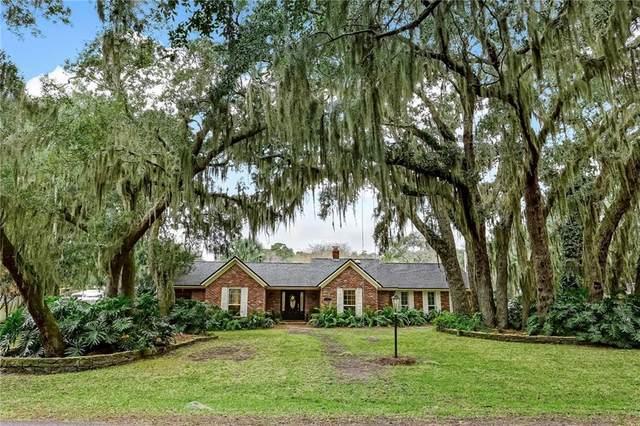 1931 Sunrise Drive, Fernandina Beach, FL 32034 (MLS #93728) :: Berkshire Hathaway HomeServices Chaplin Williams Realty
