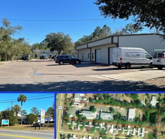 850500 Us Highway 17, Yulee, FL 32097 (MLS #93804) :: Berkshire Hathaway HomeServices Chaplin Williams Realty
