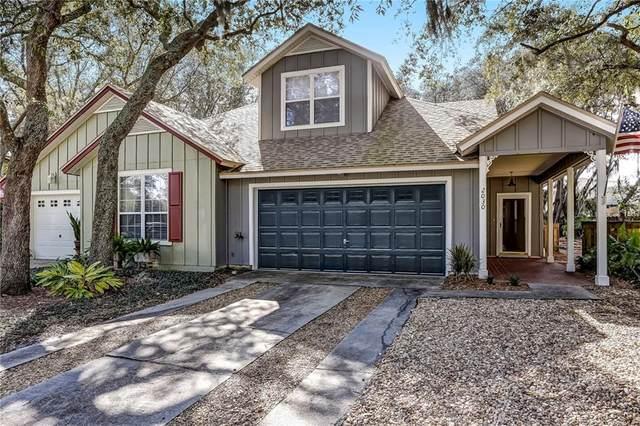 2030 Village Lane, Fernandina Beach, FL 32034 (MLS #93834) :: Berkshire Hathaway HomeServices Chaplin Williams Realty