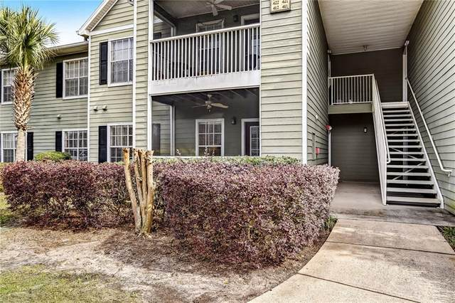 31010 Paradise Commons #412, Fernandina Beach, FL 32034 (MLS #93843) :: Berkshire Hathaway HomeServices Chaplin Williams Realty