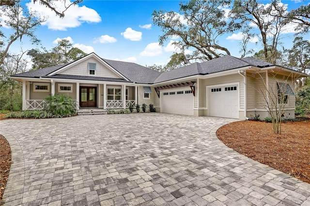 95295 Shell Midden Lane, Fernandina Beach, FL 32034 (MLS #93891) :: Crest Realty