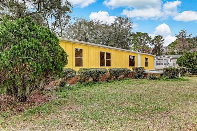 464146 State Road 200, Yulee, FL 32097 (MLS #93903) :: The DJ & Lindsey Team