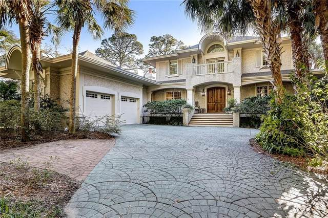 8 Sound Point Place, Fernandina Beach, FL 32034 (MLS #93908) :: Crest Realty