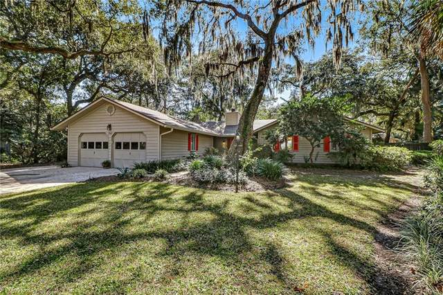5340 Great Oak Court, Fernandina Beach, FL 32034 (MLS #93936) :: The DJ & Lindsey Team