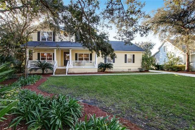 96064 Marsh Lakes Drive, Fernandina Beach, FL 32034 (MLS #93942) :: Crest Realty