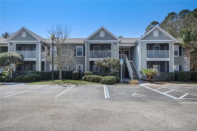 23583 Bahama Point #1512, Fernandina Beach, FL 32034 (MLS #93973) :: Berkshire Hathaway HomeServices Chaplin Williams Realty