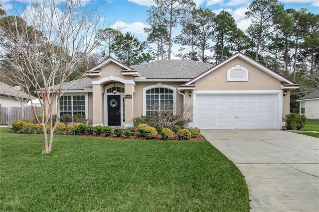 96410 Nassau Lakes Circle, Fernandina Beach, FL 32034 (MLS #93981) :: The DJ & Lindsey Team