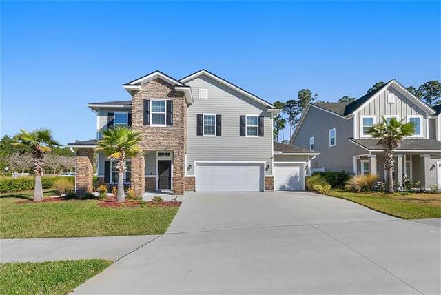 97394 Harbor Concourse Circle, Fernandina Beach, FL 32034 (MLS #94043) :: The DJ & Lindsey Team