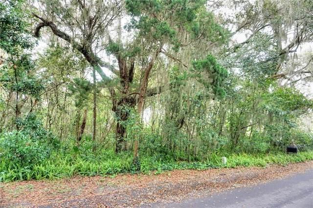 LOT 63 Sea Marsh Road, Fernandina Beach, FL 32034 (MLS #94044) :: Berkshire Hathaway HomeServices Chaplin Williams Realty