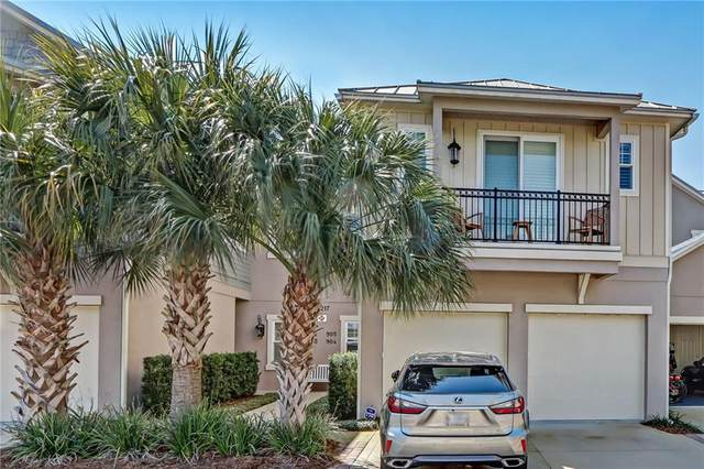 95217 Summerwoods Circle #905, Amelia Island, FL 32034 (MLS #94057) :: The DJ & Lindsey Team