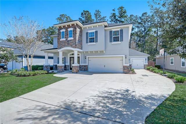 85073 Bostick Wood Drive, Fernandina Beach, FL 32034 (MLS #94087) :: Crest Realty