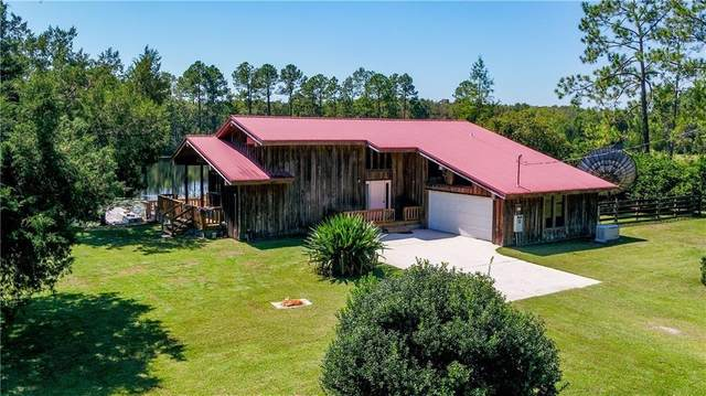 153897 County Road 108, Yulee, FL 32097 (MLS #94095) :: The DJ & Lindsey Team