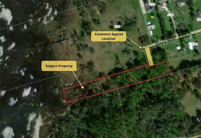 Lot 7 Peters Road, Fernandina Beach, FL 32034 (MLS #94112) :: The DJ & Lindsey Team