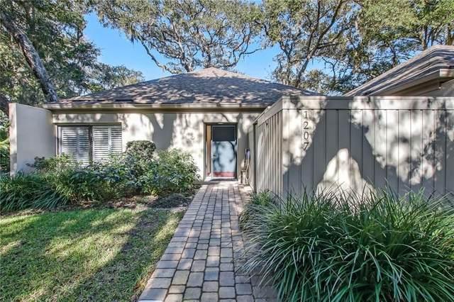 1207 Beach Walker Road, Fernandina Beach, FL 32034 (MLS #94209) :: Berkshire Hathaway HomeServices Chaplin Williams Realty