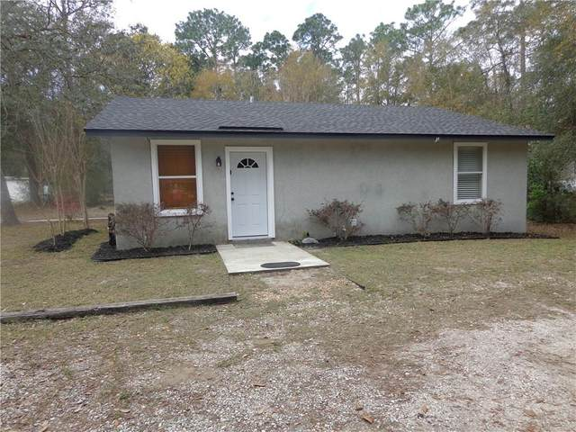 97382 Amy Drive, Yulee, FL 32097 (MLS #94279) :: Crest Realty